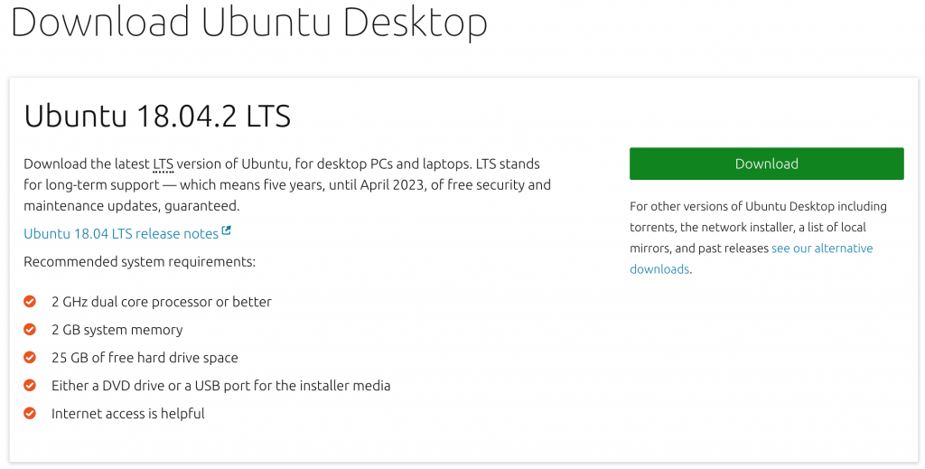 A Detailed Guide to Setting Up Ubuntu Linux on a Desktop