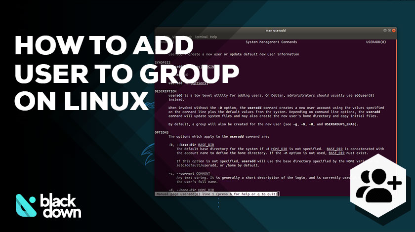 How to Add User to Group