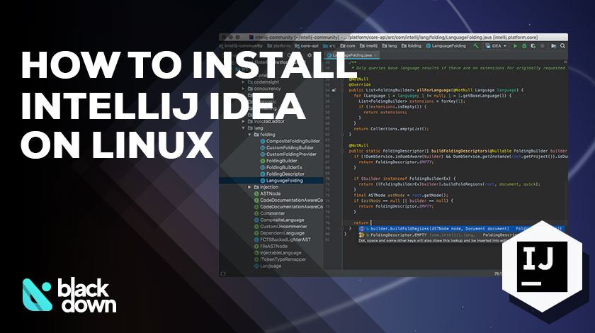 How to Install IntelliJ IDEA on Ubuntu