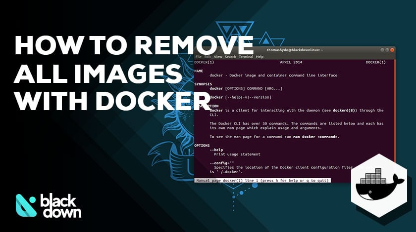 How to Remove Images with Docker