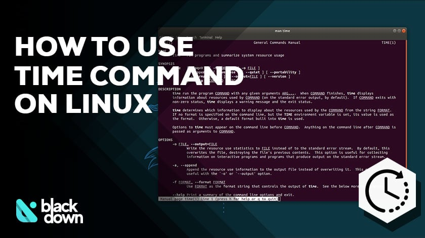 How to use Linux Time Command