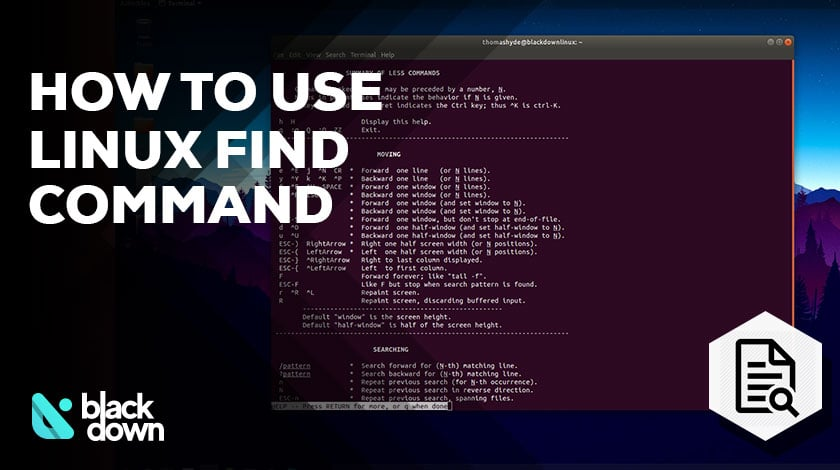 How to Find Files in Linux Using Command Line