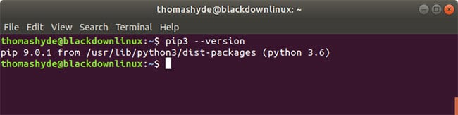 how to enable python 3 pip on ubuntu