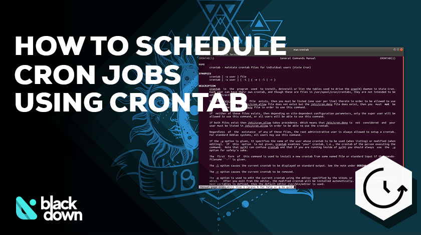 How to Schedule Cron Jobs Using Crontab in Linux