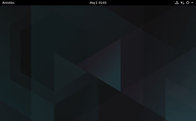 Arch Linux 5.5