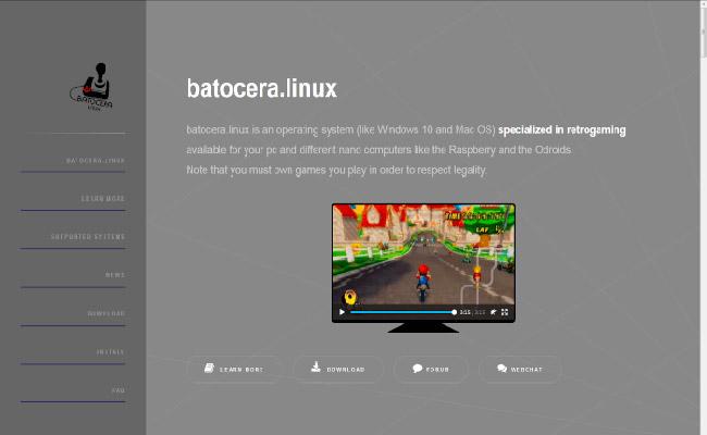 Batocera.linux 5