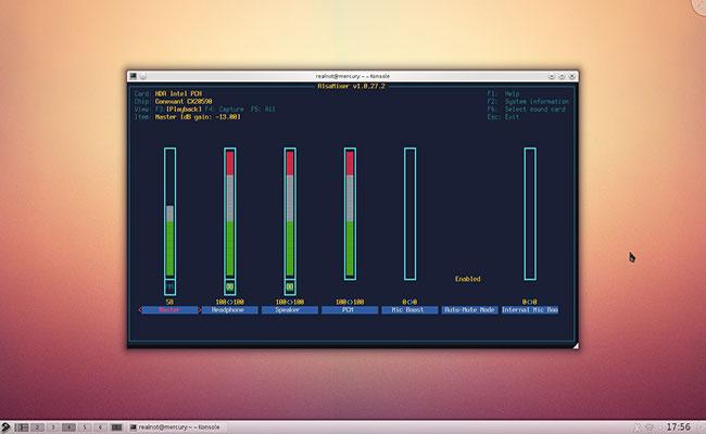 Gentoo Linux KDE