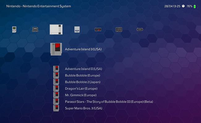 Lakka OS 2.3