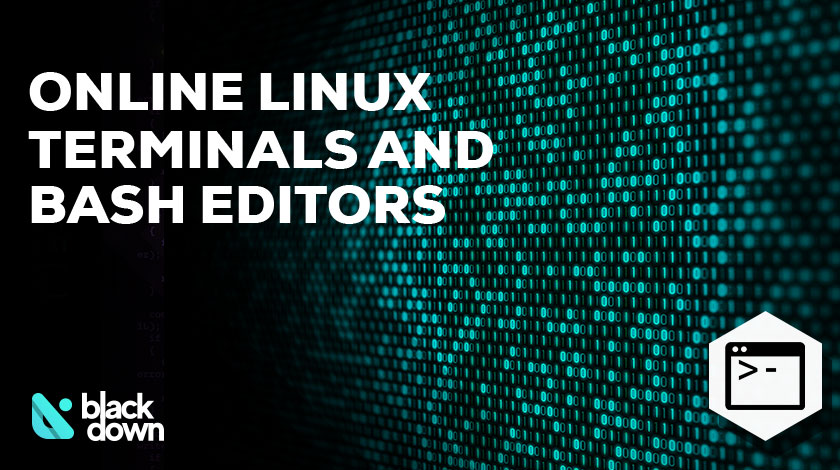 Online Linux Terminals and Bash Editors