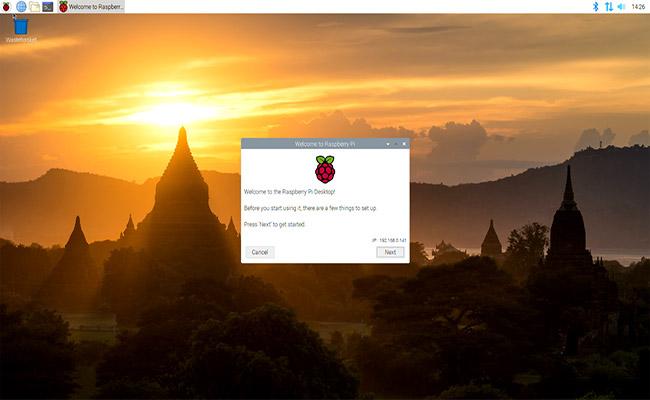 Raspberry Pi OS 10