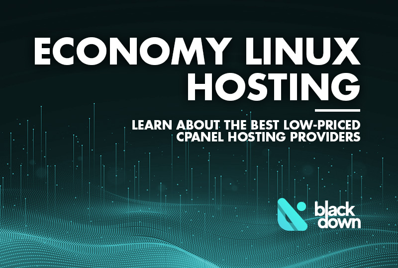 Economy Linux Hosting with cPanel: Top 10 Most Reliable Services