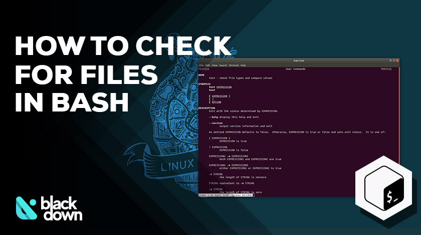 How to Check For Files and Directories in Bash