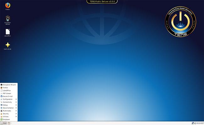 TENS Linux Deluxe 3.0.0