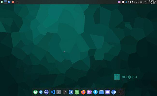 Manjaro KDE Plasma 20