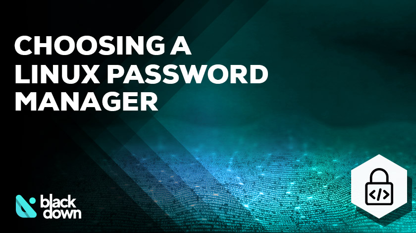 Choosing a Password Manager for Linux