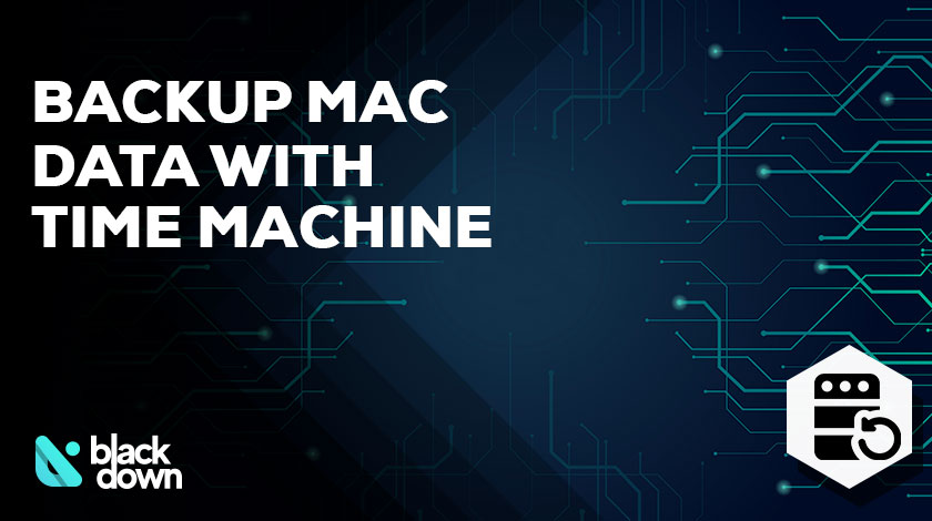 Backing up MacBook Data With Time Machine and iCloud