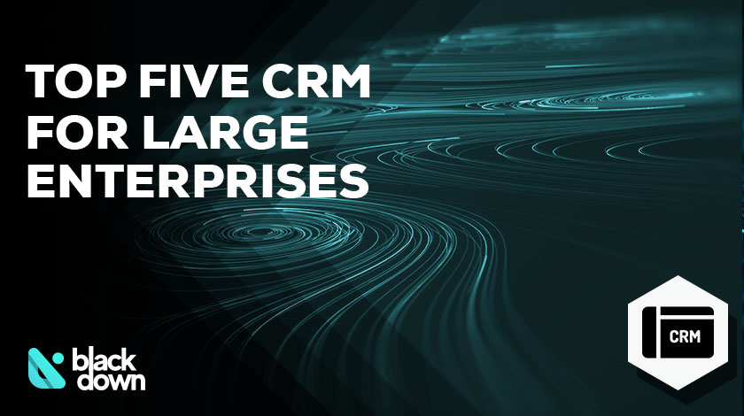 5 Best CRM Software for Large and Small Businesses in 2021