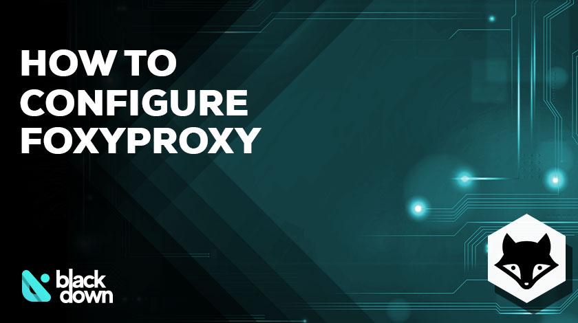 How to Use FoxyProxy